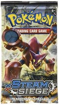 "Pokemon 14007-S ""XY #11 Steam Siege Booster Packet Toy - $8.44"