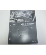 2005 Harley Davidson VRSC Parts Catalog Manual FACTORY OEM USED Book 05 - $29.68