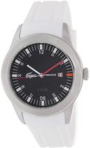 Lacoste Advantage White Silicone Mens Watch 2010629 - $103.94
