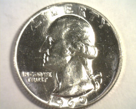 1960 Type B Reverse FS-25-1960-901 Washington Quarter Choice Uncirculated Ch Unc - $38.00