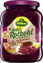 Kuehne - Apfelrotkohl 680g - $4.99