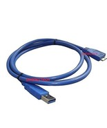 """VERBATIM 53029 STORE N GO 500GB 2.5"""" HARD DRIVE REPLACEMENT USB CABLE LEAD - $5.05"""