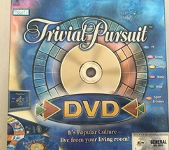 TRIVIAL PURSUIT - Board Game - DVD Entertainment Edition -  - $22.44