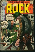 OUR ARMY AT WAR #228-SGT. ROCK-DC-WWII VG - $18.62
