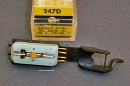 EV 247D CARTRIDGE NEEDLE for Zenith 142-126 Zenith 142-127 142-136 142-137 image 1
