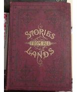 Conkey, W B: Stories From All Lands HC 1897 - $19.99