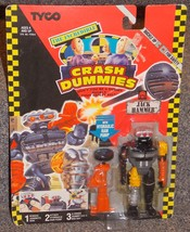 Vintage 1992 Tyco Crash Dummies Jack Hammer Figure New In The Package - $29.99
