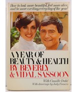 A Year of Beauty and Health by Beverly and Vidal Sassoon - $4.99
