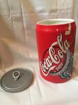 Coca-Cola Cookie Jar - $17.06
