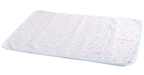 Unique Baby Home Travel Urine Pad Mat Cover Changing Pad 7050cm, Blue
