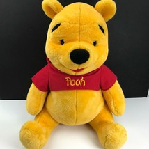 "MATTEL DISNEY Winnie the Pooh Bear 20"" Large Giant Plush Stuffed Animal Bear - $39.98"