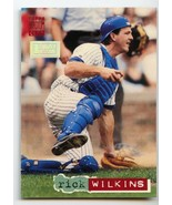 1994 Topps Stadium Club 1st Day Issue #2 RICK WILKINS CHICAGO CUBS - $9.89