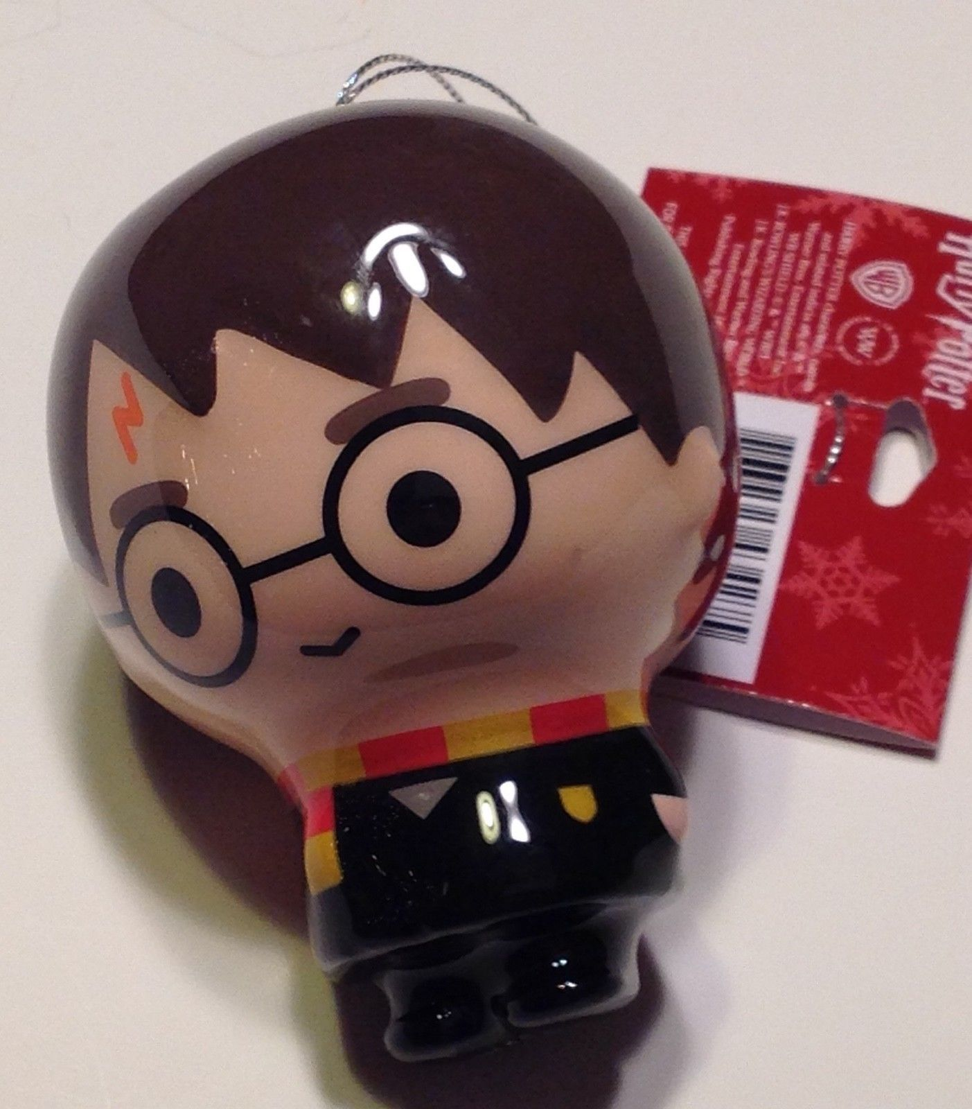 Primary image for Christmas Ornament Harry Potter New With Tags Plastic