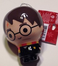 Christmas Ornament Harry Potter New With Tags Plastic - $10.84