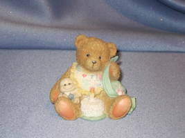 """Cherished Teddies - Age 1 """"Beary Special One"""" Figurine. - $11.00"""