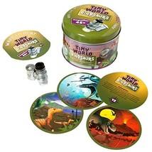 Tiny World Dinosaurs Micro-Environments Exploration Game - $26.71