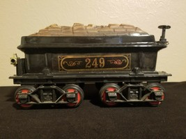 Vintage Jim Bean Wood Tender #249 Train Car-- Empty - $39.55
