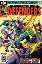 The Defenders Comic Book #73, Marvel Comics 1979 FINE+ - $2.99