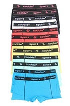 12 Pack Coobie Sport Shorts (Large)
