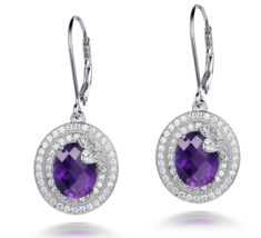 925 Sterling Silver Fine Jewelry Drop Earrings - $94.99