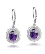 925 Sterling Silver Fine Jewelry Drop Earrings - $94.99