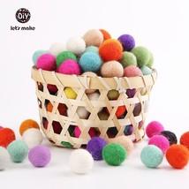 Woodland Wool Felt Story Balls 2cm Waldorf Toys... - $64.35