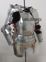 NauticalMart Gothic Armor Pouldron, Hand Guards And Arm Guard - $299.00