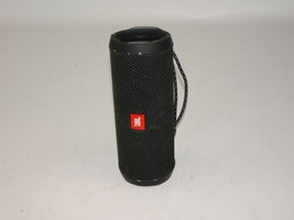 JBL Flip 4 Portable Bluetooth Speaker - Black - $73.68 CAD