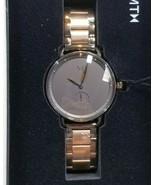 MVMT Bloom 36mm Gunmetal Rose Stainless Steel Watch Ladies 5ATM - $80.74