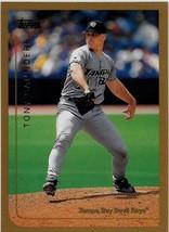 1999 Topps Baseball Card, #373, Tony Saunders, Tampa Bay Devil Rays - $0.99