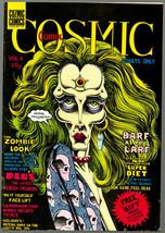 Cosmic Comix 6, H.Bunch 1974, British Underground Comix, - obo - $20.90