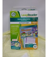 LEAP FROG LEAP READER READ WRITE SERIES WRITING WORDS SHORT VOWELS AGES ... - $28.37