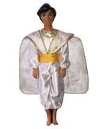 VTG Vintage 1992 Mattel Aladdin White Wedding Prince Outfit Doll - $39.99