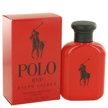 Polo Red by Ralph Lauren Eau De Toilette Spray for Men - $76.99+