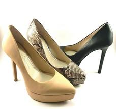Jessica Simpson Lael Pointed Toe Platform Pumps Choose Sz/Color - $89.00