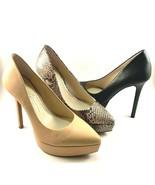 Jessica Simpson Lael Pointed Toe Platform Pumps Choose Sz/Color - $71.20
