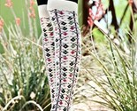 Emily Retro Sweet Marcel Womens Over the Knee Socks New Old World Style Fashion - $300,29 MXN