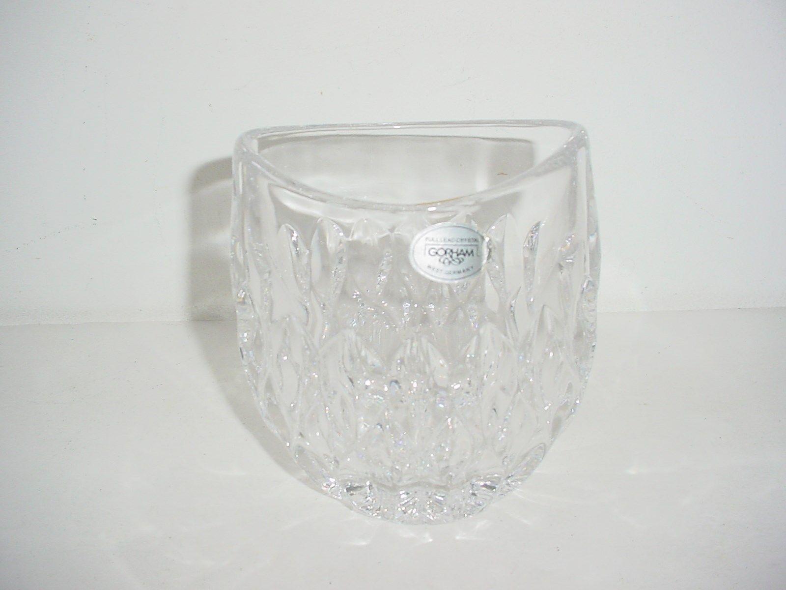 Gorham vase 8 listings gorham full lead crystal vase west germany 985 reviewsmspy