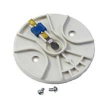 Vortec V-8 V-6 Distributor Rotor D465 Compatible with Chevy GM White image 1