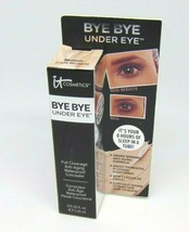 It Cosmetics Bye Bye Under Eye Concealer Medium 0.11oz/3.25ml Nib - $12.82