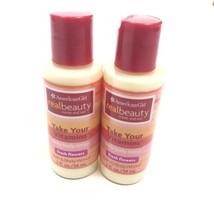 Bath & Body Works Fresh Flowers American Girl Body Lotion 2 Oz incl. 2 b... - $19.79