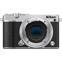 Nikon 1 J5 Mirrorless Digital Camera NO lens - Silver (Body Only)  image 1