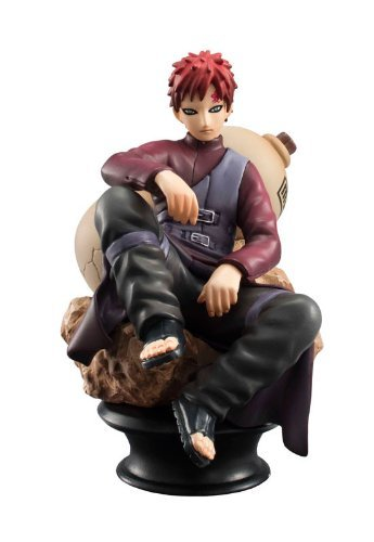 Primary image for Naruto Shippuden Chess Figure Vol.1 R Collection Rook Gaara (White) Figure NEW!