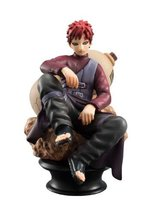 Naruto Shippuden Chess Figure Vol.1 R Collection Rook Gaara (White) Figure NEW! - $29.99
