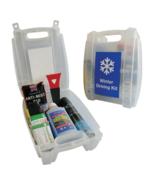 Winter Driving Kit - De-Icer, Ice Scraper, Pad, Torch, Foil Blanket, Scr... - $56.31