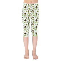 Princess And Her Frog Disney Inspired Girls Capri Leggings - $35.99+