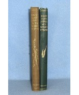 Farm Rhymes and Love Lyrics by James Whitcomb Riley 2 vol - $14.99