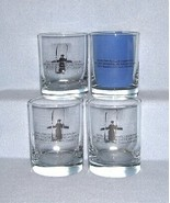 Bill's Ranch Frisco Colorado 4 Old Fashioned Rocks Low Ball Bar Glasses ... - $9.99