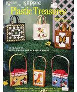 PLASTIC CANVAS KOUNT ON KAPPIE FOR PLASTICK TREASURES PURSES - $5.00