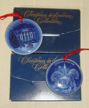 Bing & Grondahl 1987 Christmas in America The Capitol Building Ornament ... - $19.79